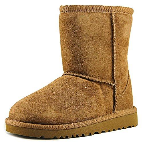 ugg-kids-classic-5251-botas-para-ninos-unisex-marron-marron-29-eu