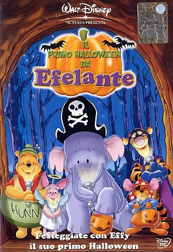 a Efelante [IT Import] (Disney Halloween-dvd)