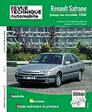 Revue Technique Automobile, N° 722 Renault Safrane jusqu'au modèle 96