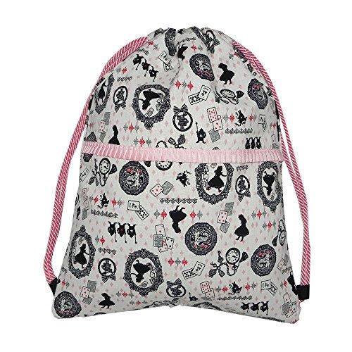 mochila-original-mujer-juvenil-rosa-negra-y-blanca-fantasa-cuento-alicia-en-el-pas-de-las-maravillas