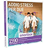 SMARTBOX - Cofanetto Regalo - ADDIO STRESS PER DUE - Percorsi benessere, attività fitness, trattamenti viso e corpo