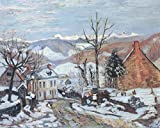 Das Museum Outlet - Winter in saint-sauves-auvergne,