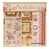 Best Scrapbook Kit - Eno Greeting DIY Book Kit - Comfortable Afternoon Review