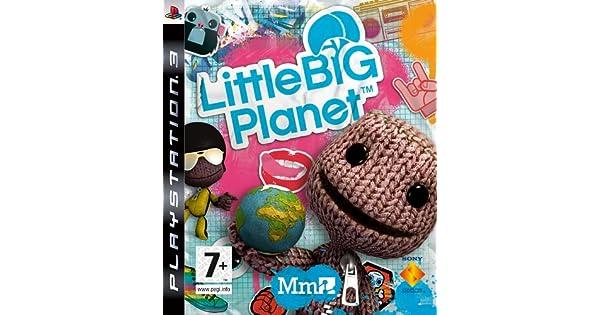 Littlebigplanet Ps3 Amazon Pc Video Games