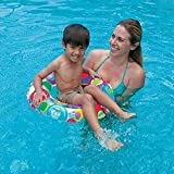 #4: Kids Inflatable Swimming Ring Float, Size 51 cm, for Ages 6 – 10 Years