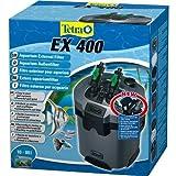 Tetra 174269 EX 400 (leistungsstarker Außenfilter für Aquarien inklusive 5 verschiedener Filtermedien, geeignet für 10 - 80 liters Aquarien)