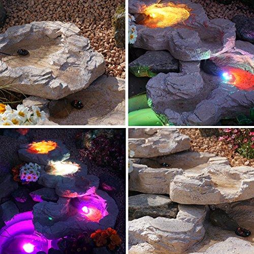 Gartenbrunnen Für eine entspannte Atmosphäre