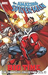 Spider-Man: Big Time: The Complete Collection Volume 3 by Mark Waid (2015-02-17)