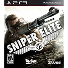 505 Games Sniper Elite V2, PS3 - Juego (PS3)