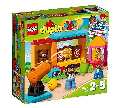 LEGO DUPLO 10839 - Wurfbude
