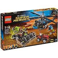 LEGO DC Universe Super Heroes 76054 - Batman™: Scarecrows™ gefährliche Ernte