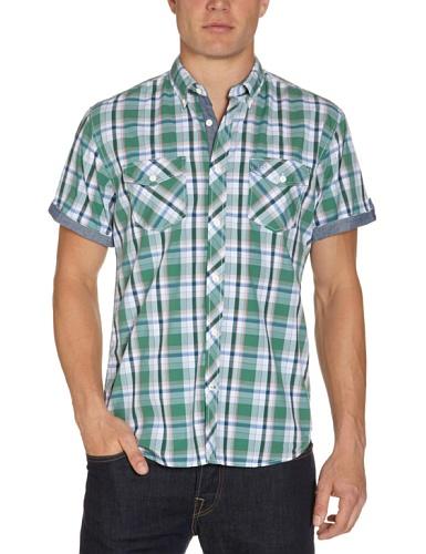 Tom Tailor - Casual shirt - Homme Vert (7279)