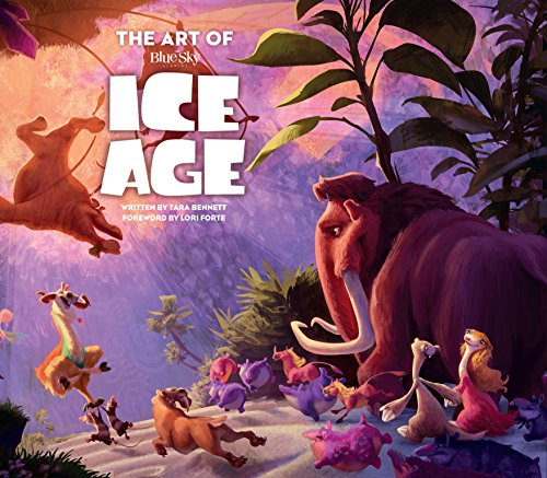 Art of Ice Age por Tara Bennett
