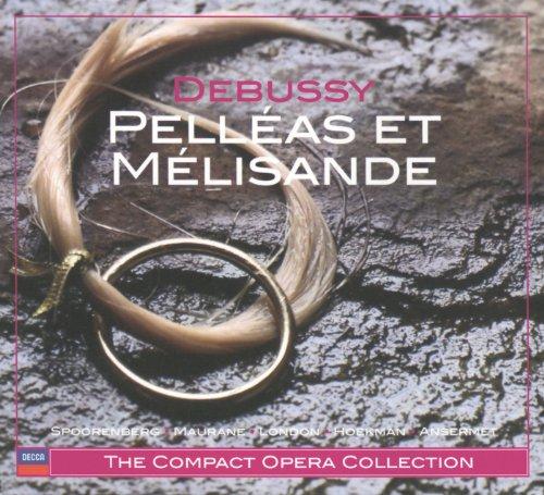 """Debussy: Pelléas et Mélisande, L.88 / Act 3 - """"Mes longs cheveux descendent"""""""