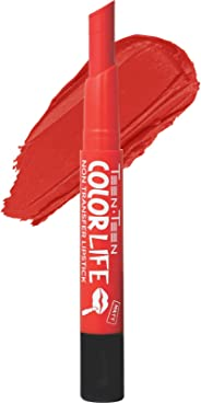 Teen Teen Color Life Non Transfer Lipstick, Red, 2 g
