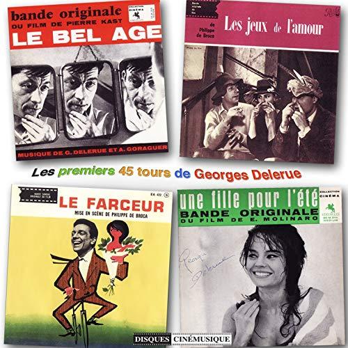 Les Premiers 45 Tours De Georg...