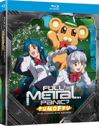 フルメタルパニック?ふもっふBlu-ray BOX (PS3再生・日本語音声可) (北米版)[Import] -