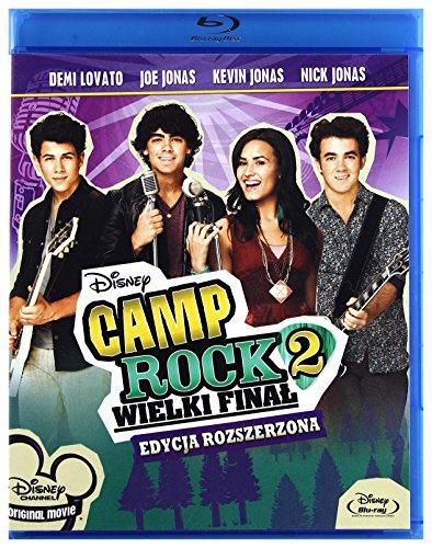 Camp Rock 2: Wielki Final (2010) [Blu-Ray] [PL Import]