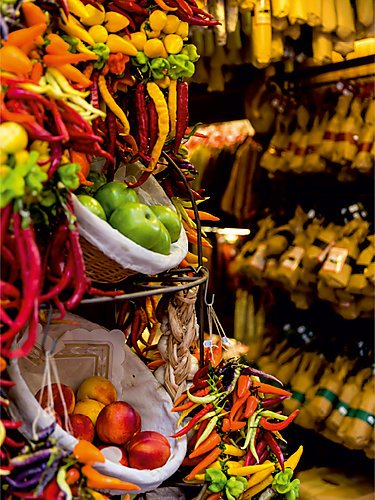 CALVENDO Puzzle Mallorcas Köstlichkeiten 1000 Teile Lege-Größe 48 x 64 cm Foto-Puzzle Bild von Jürgen Seibertz