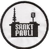 SANKT Pauli FC St Pauli Retro Ultras Fanclub Aufnäher Patch Abzeichen
