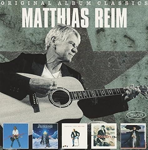 Original Album Classics (Matthias Reim Cds)