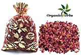 Organic Herbs 2X10g DRIED ROSE PETALS Bag Tea Potpourri Wedding Deco Organic Herbal Craft Car Perfume