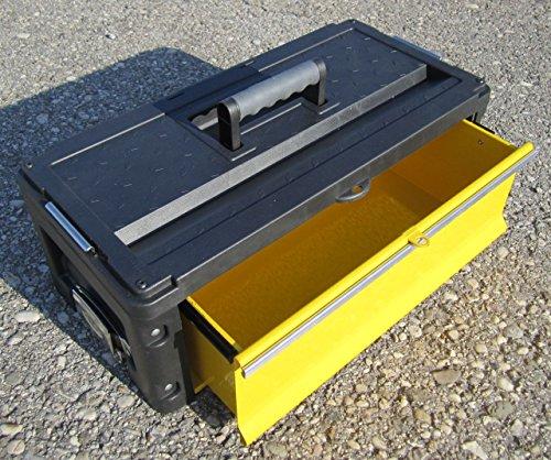 Werkzeugbox Erweiterungsbox mit 1 Lade für unsere Trolleys Serie 305 von AS-S