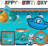 Octonauts Birthday Ultimate Party Kit for 8