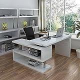 Generic * ed Comput PC tavolo scrivania da computer portatile a forma di L a L D Compu Compact Ompact l studio angolo scrivania UK color: random Ner scrivanie UK Home Office Corner scrivanie UK