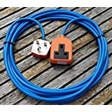 10 METER 1 WAY HEAVY DUTY ELECTRICAL GARDEN EXTENSION CABLE by Hardware Warehouse Ltd