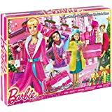 Barbie Adventskalender - CLR43 (Mattel)