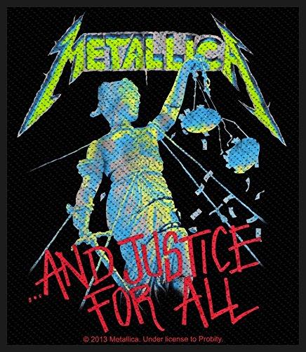 Toppa Metallica - - E Giustizia per tutti