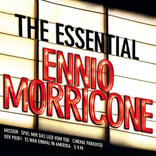 Morricone: The Man With The Ha...