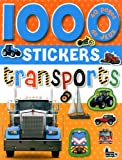 1000 STICKERS TRANSPORTS (COUV...