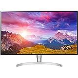 LG 32UL950-W 80,01 cm (31,5 Zoll) Monitor (UHD 4K UltraFine, HDR600, AMD Radeon FreeSync, Thunderbolt(tm) 3, DCI-P3 98%) schw