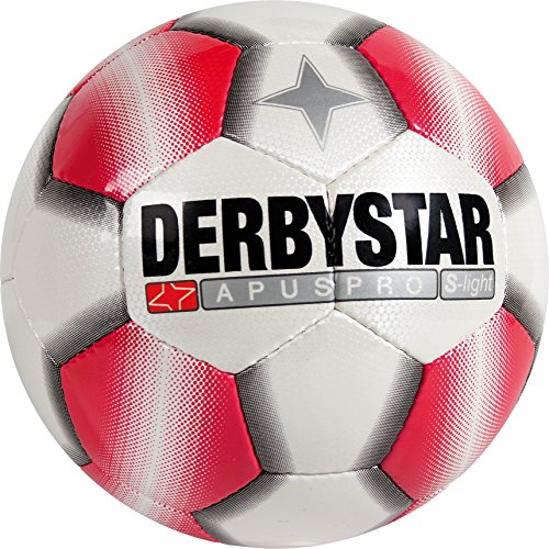 Derbystar Apus Pro S-Light, 3, weiß rot, 1719300131