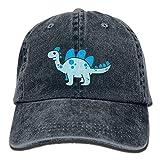 Dinosaur Ending Unisex Fashion Denim Bucket Hat Ultimate Popular Visor Caps Cool Adjustable Dad Cap