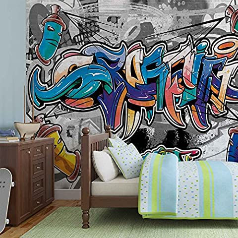 Papier Peint Photo Mural 2294VEL - Collection Graffiti - L