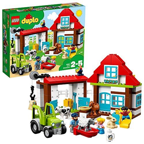 LEGO DUPLO Town - Lego Aventuras en la granja (10869)