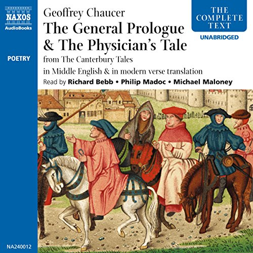 The General Prologue and The Physician's Tale  Audiolibri