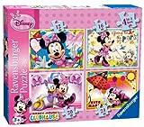 Disney Ravensburger Minnie Mouse Puzzles (lot de 4)