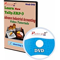 Tally.ERP 9 Advance Industrial Accounting Video Tutorial [CD-ROM]