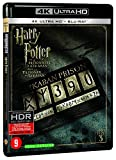 Harry potter 3 : le prisonnier d'azkaban 4k ultra hd [Blu-ray] [FR Import]