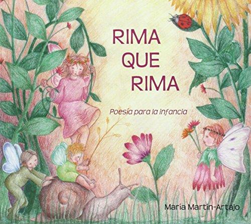 Rima que rima : poesía para la infancia