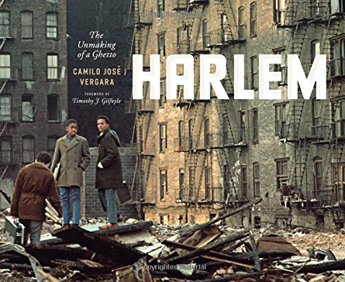 Harlem: The Unmaking of a Ghetto (Historical Studies of Urban America) (Foto Harlem)
