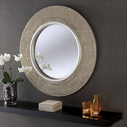 Circular Wall Mirror Amazon Co Uk