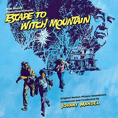 Escape to Witch Mountain by Original Soundtrack
