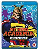 My Hero Academia: Season 2, Part 1 [Reino Unido] [Blu-ray]