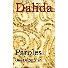 Dalida: Paroles (French Edition)