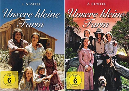 Staffel 1+2 (13 DVDs)